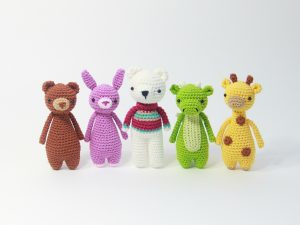 How to start with amigurumi