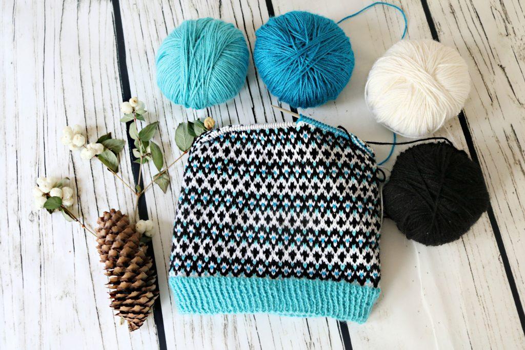 Hobium Colorwork Hat | blog.hobium.com