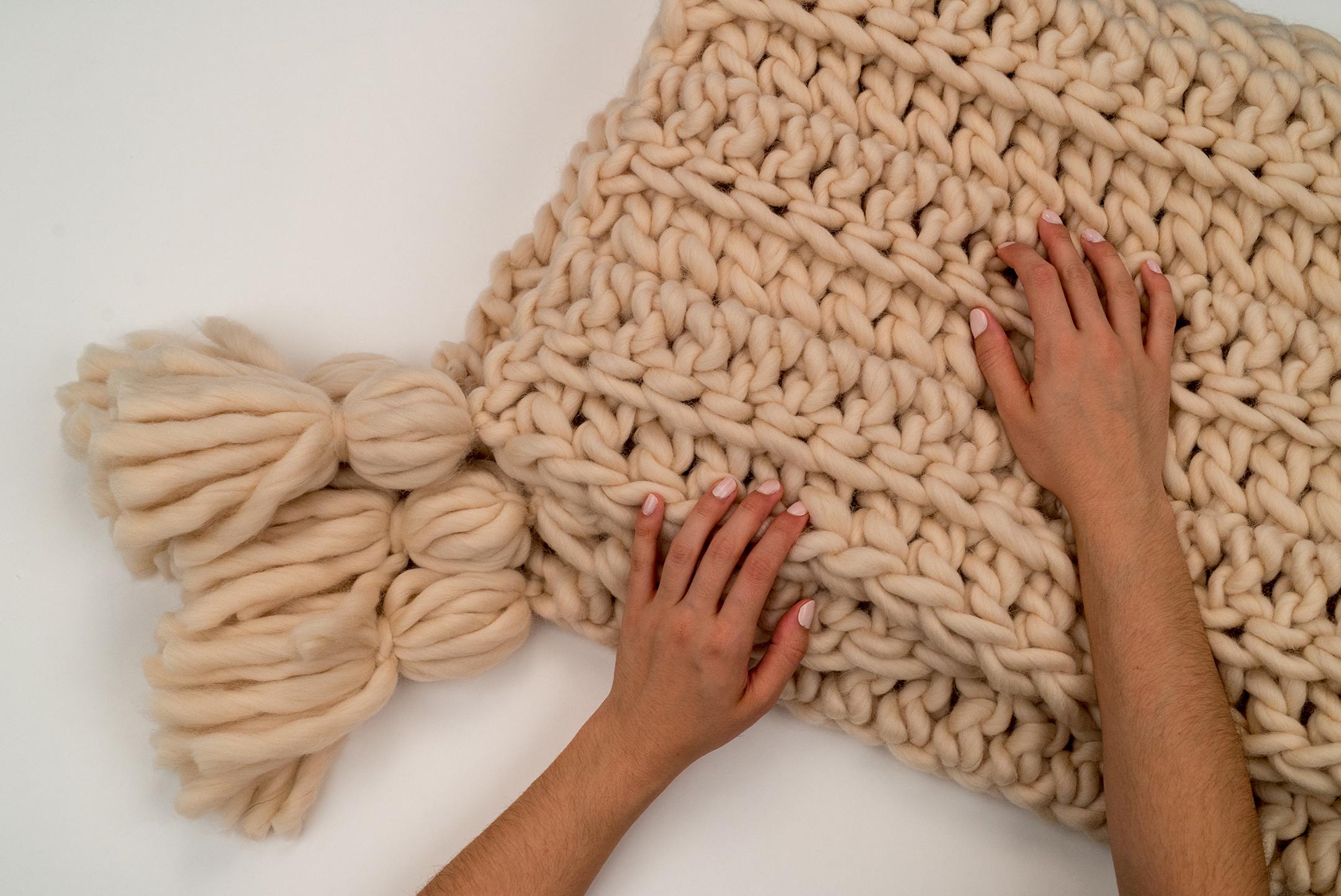 Crochet Blanket With 25Mm Hook