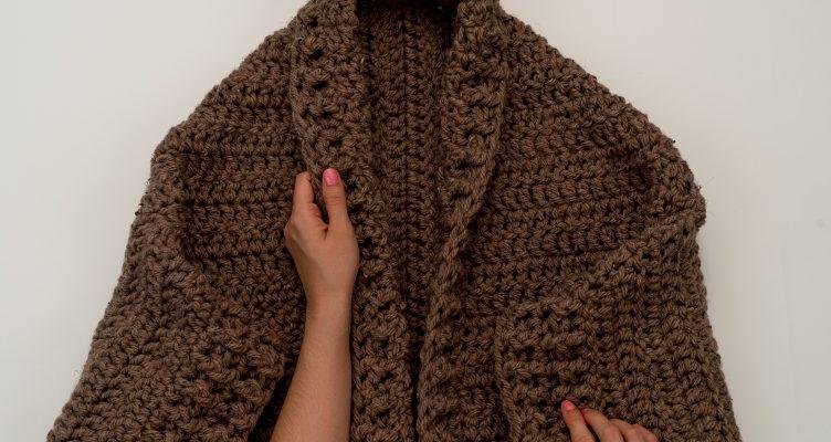 The Simple Chunky Crochet Sweater Pattern By Brennaannhandmade