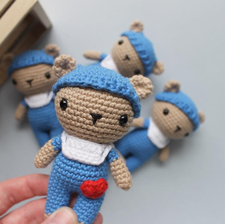AMIGURUMI DOCTOR - NURSE PART 2. - YouTube | 747x750